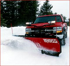 Snow Plowing in Brookfield Wisconsin | Brew City Lawn Care